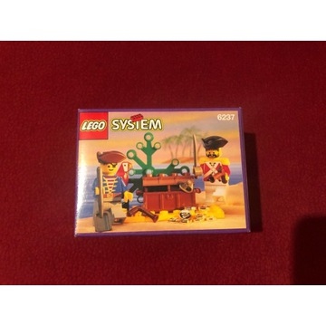 LEGO PIRATES 6237 z 1993 - HIT NOWY! RARYTAS