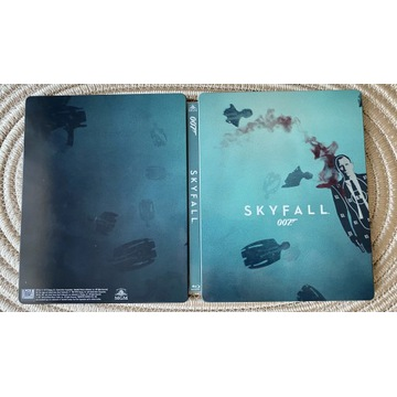 Skyfall - Steelbook (James Bond)