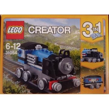 LEGO 31054 CREATOR 3W1 NIEBIESKI EKSPRES NOWE