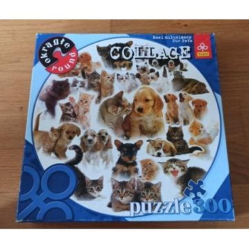 Puzzle Trefl Our Pets nr.39008