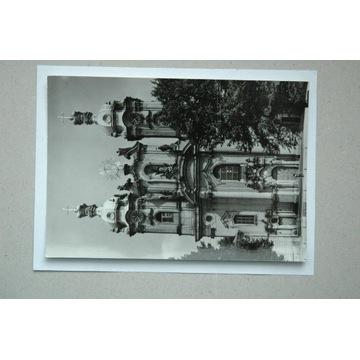 Legnickie Pole .Barok. kościół 1966