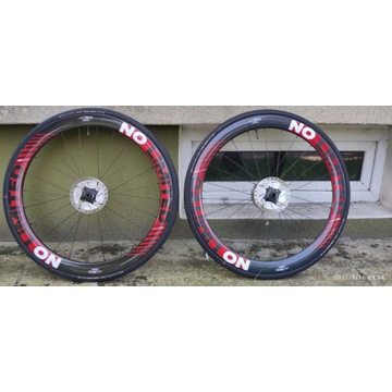 Koła karbonowe No Limited Sprint 50 disc