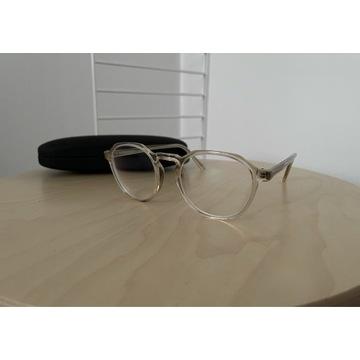 Okragle okulary vision express -1,25