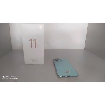 Xiaomi Mi 11 Lite 6 GB / 128 GB morski