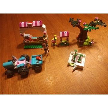 41026 klocki LEGO friends Owocowe zbiory Olivii