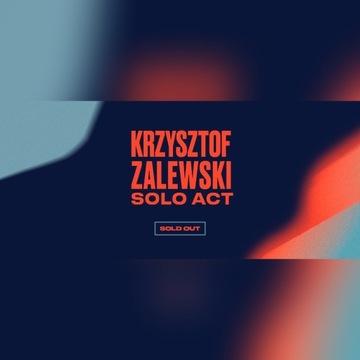 Bilet-y na Krzysztof-a Zalewski-ego Katowice 22.12