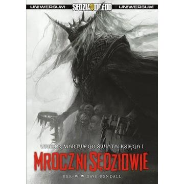 MROCZNI SĘDZIOWIE Dredd LIMIT folia nowy 2000 AD
