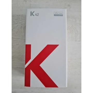 Całkowicie NOWY LG K42 zaplombowany