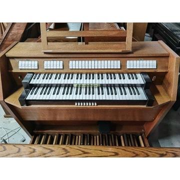 Analogowe organy kościelne Johannus Opus 6