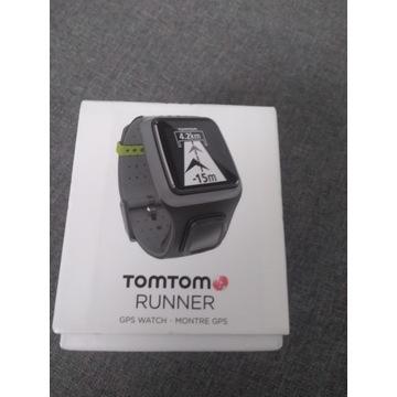 TomTom Runner GPS Watch - zegarek z GPS
