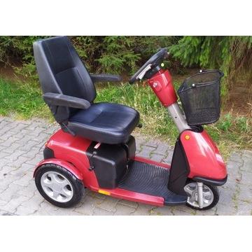 Elektryczny wózek skuter inwalidzki BOOSTER TROPHY