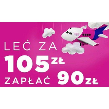 Voucher Wizz Air