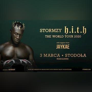 Bilet Stormzy - Warszawa 03.03.2020