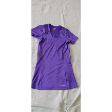 T-shirt reebok fiolet S