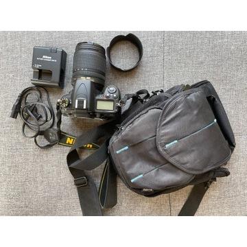 Nikon D7000 - jako nowy