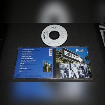 One Way -Push cd