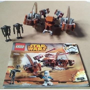 Lego Star Wars 75085 + instrukcja