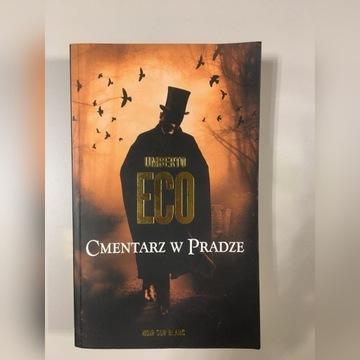 "Umberto Eco ""Cmentarz w Pradze"""