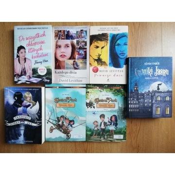 !Super Okazja! 7 Książek młodzieżowych