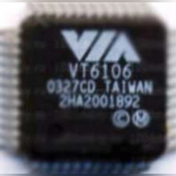 Nowy układ Chip VT 6106