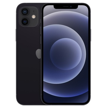 iPhone 12 mini 64GB czarny