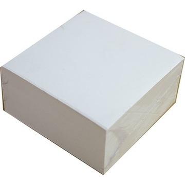 Karteczki kostka klejona biała 85x85 340 stron