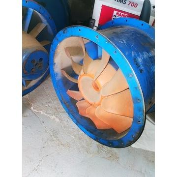 wentylator wyciągowy