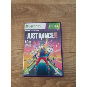 JUST DANCE 2018 XBOX 360 PL