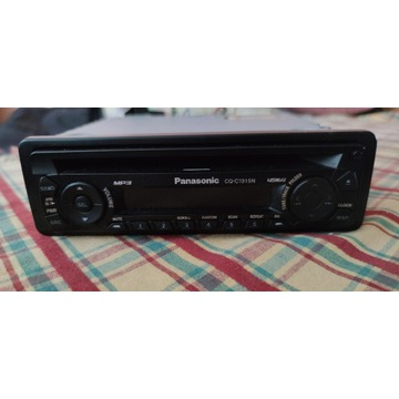 Radio samochodowe Panasonic CQ-C1315N 4x45W MP3