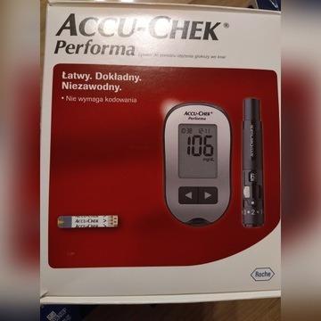 Glukometr ACCU - CHEK Performa