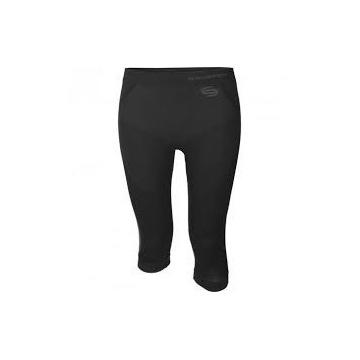 Brubeck Spodnie damskie Fitness L czarne SP10320