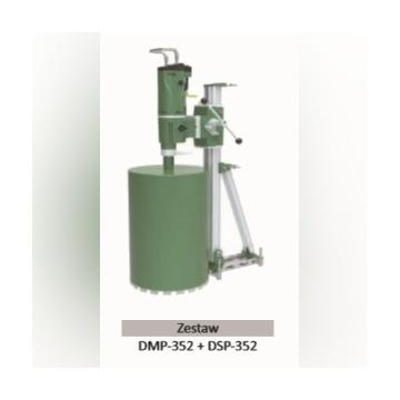 Wiertnica DMP-352 + Statyw DSP-352 Bycon ZESTAW