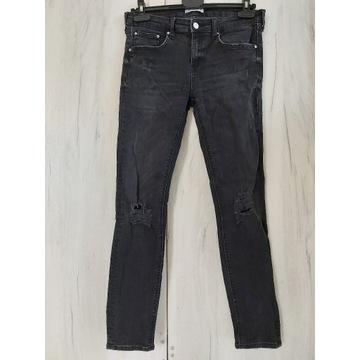 Spodnie Zara r.40