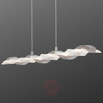 Lampa wisząca SURF Chrom LED 7x7.5W 3000K ~1427 zł