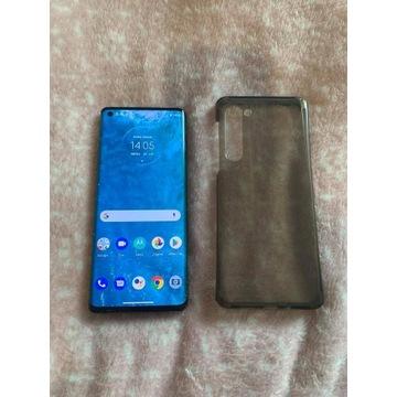 Motorola Edge 128GB, fioletowa, idealny stan