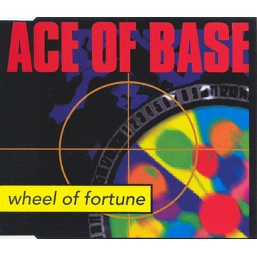 ACE OF BASE Wheel of Fortune SINGLE