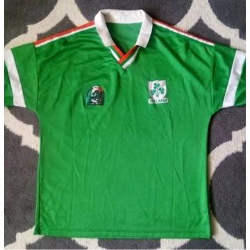 Koszulka rugby Irlandia European Nations Cup 90/92