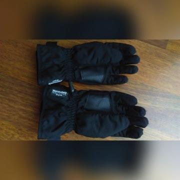 Rękawiczki narty/snowboard Thinsulate rozm. 140cm