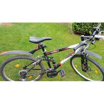 TORPADO markowy rower SUVELEVEN 2x amortyzator.OK!
