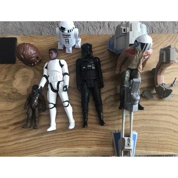 Zestaw Figurek Star Wars ok 27cm