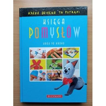 Księga Pomysłów - dla Dzieci.