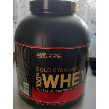 Optimum Standard Gold Whey 2270g