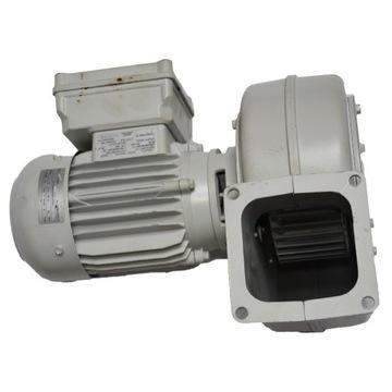 Wentylator promieniowy 0,13kW-0,22kW 208V-500V
