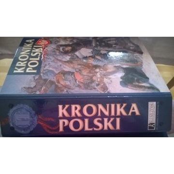 KRONIKA POLSKI 2 segregatory, numery 1-31