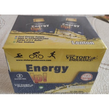 Żel Energy UP 24x40g termin 31.08.21