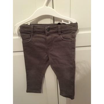 Okaidi Jeans 74 cm 12 msc cena 10 zł