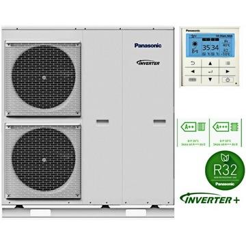 Pompa Ciepła Panasonic Monoblok MXC12H6E5 12kW  1F
