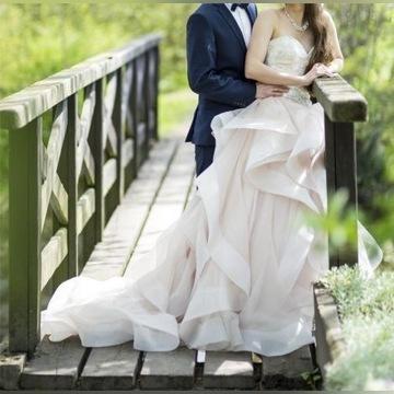 suknia ślubna 2018 Eddy K 1141 Mediolan Włochy