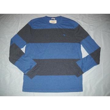 Abercrombie&Fitch/męs./T-shirt z dł. rękawem/roz.M