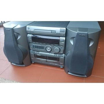 Sony RX-50 Wieża stereo